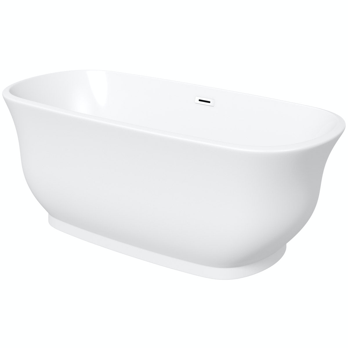 The Bath Co. Camberley traditional freestanding bath
