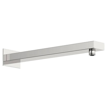 Wall Shower Arm 400mm Rectangular