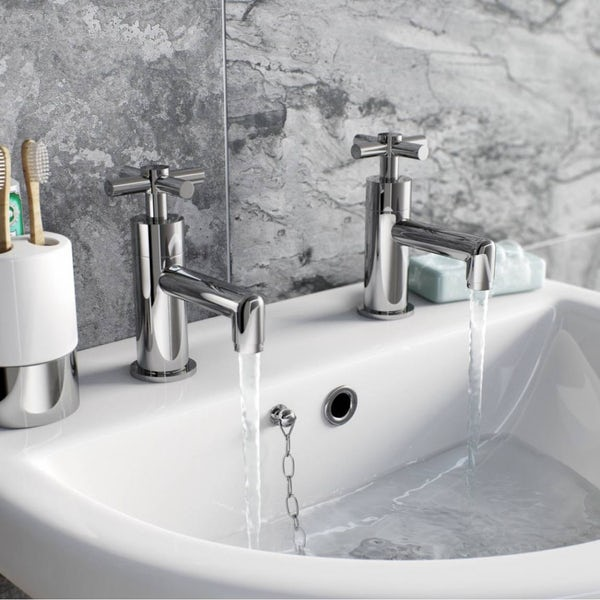 Tate Basin and Bath Tap Pack