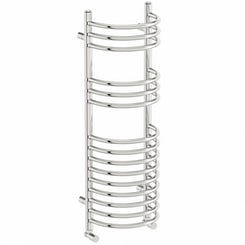 Luna heated towel rail 900 x 320