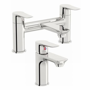 Windermere Basin and Bath Mixer Pack