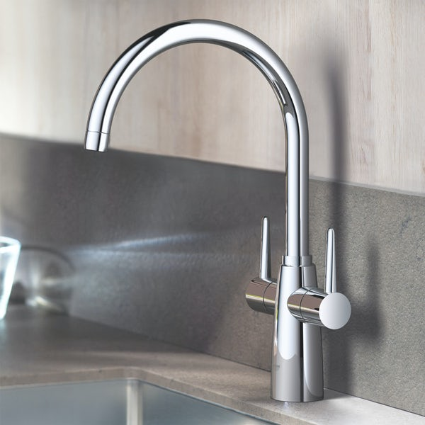 Grohe Ambi kitchen tap
