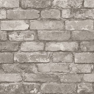 Rustic Brick Sidewall - Cream