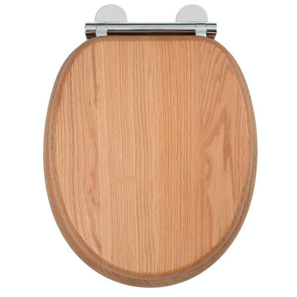 Croydex Rutland flexi fix toilet seat