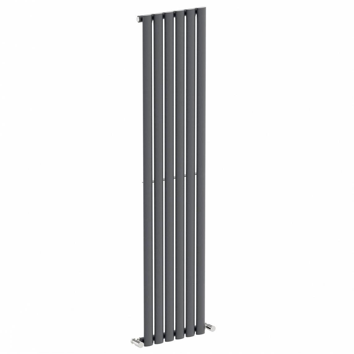 Mode Tate single vertical radiator 1600 x 360 offer pack