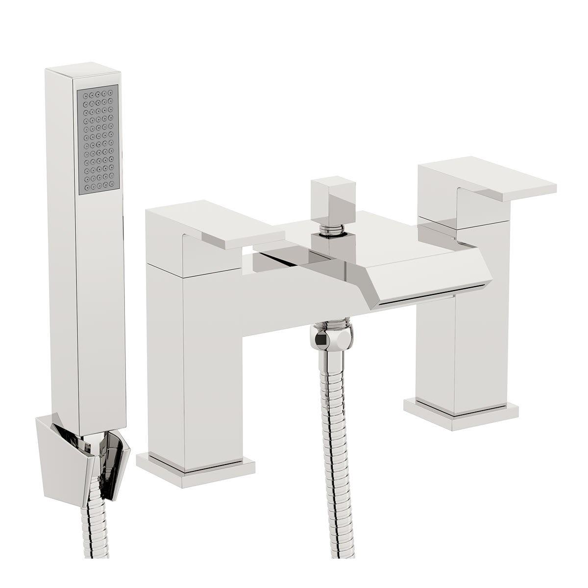 Mode Aurora bath shower mixer tap offer pack
