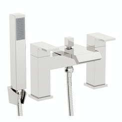 Aurora bath shower mixer tap