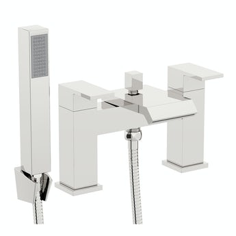 Mode Aurora bath shower mixer tap offer pack
