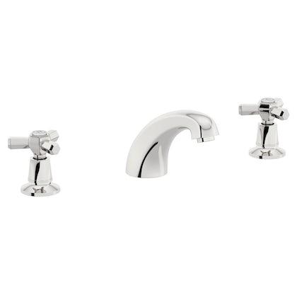 The Bath Co. Beaumont 3 hole basin mixer tap