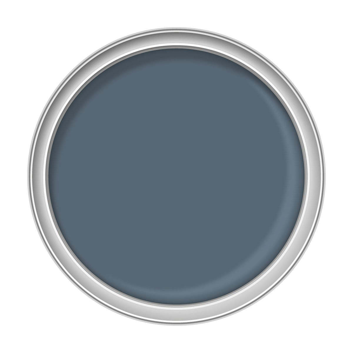 Kitchen & bathroom paint midnight blue 2.5L
