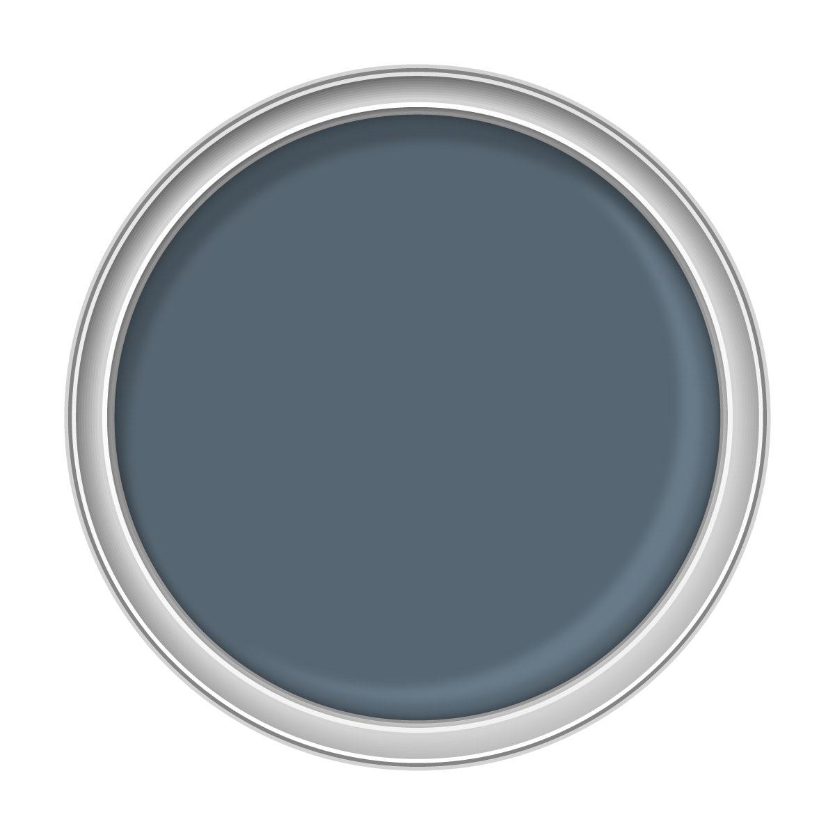 Craig & Rose midnight blue kitchen & bathroom paint 2.5L