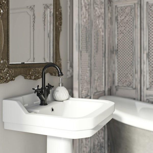 Belle de Louvain Castello basin mixer tap