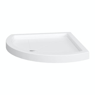 Bow Quadrant Stone Shower Tray 900