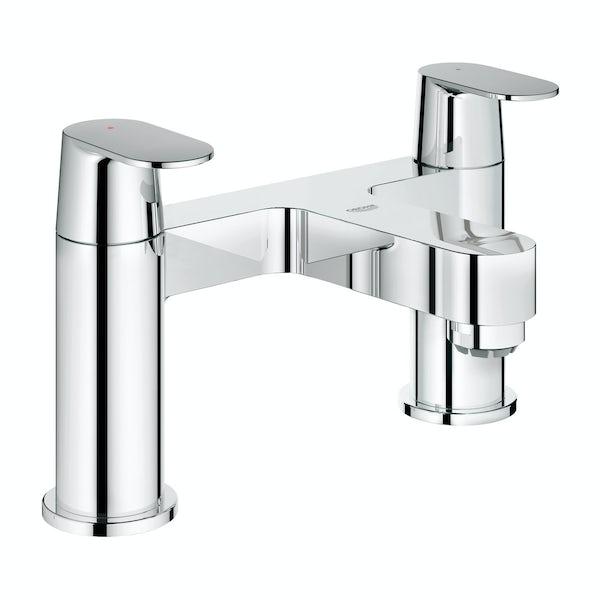 grohe eurosmart cosmopolitan bath mixer tap. Black Bedroom Furniture Sets. Home Design Ideas