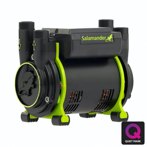 Salamander CT75 2.1 bar twin shower pump