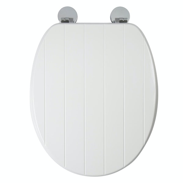 Croydex Hayward flexi fix toilet seat