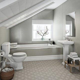 Multipanel Heritage Winchester Linewood Hydrolock shower wall panel