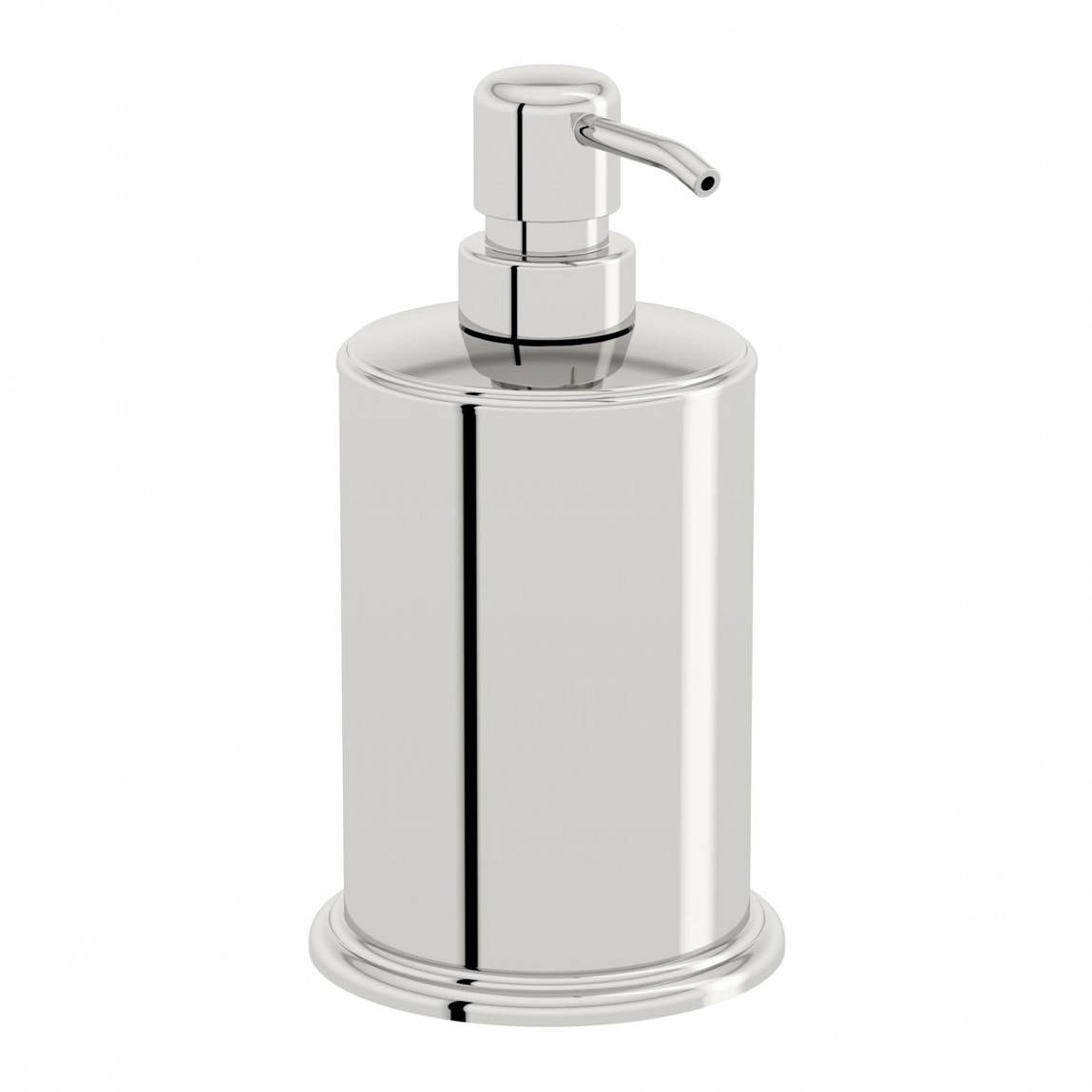 Orchard Options freestanding stainless steel soap dispenser