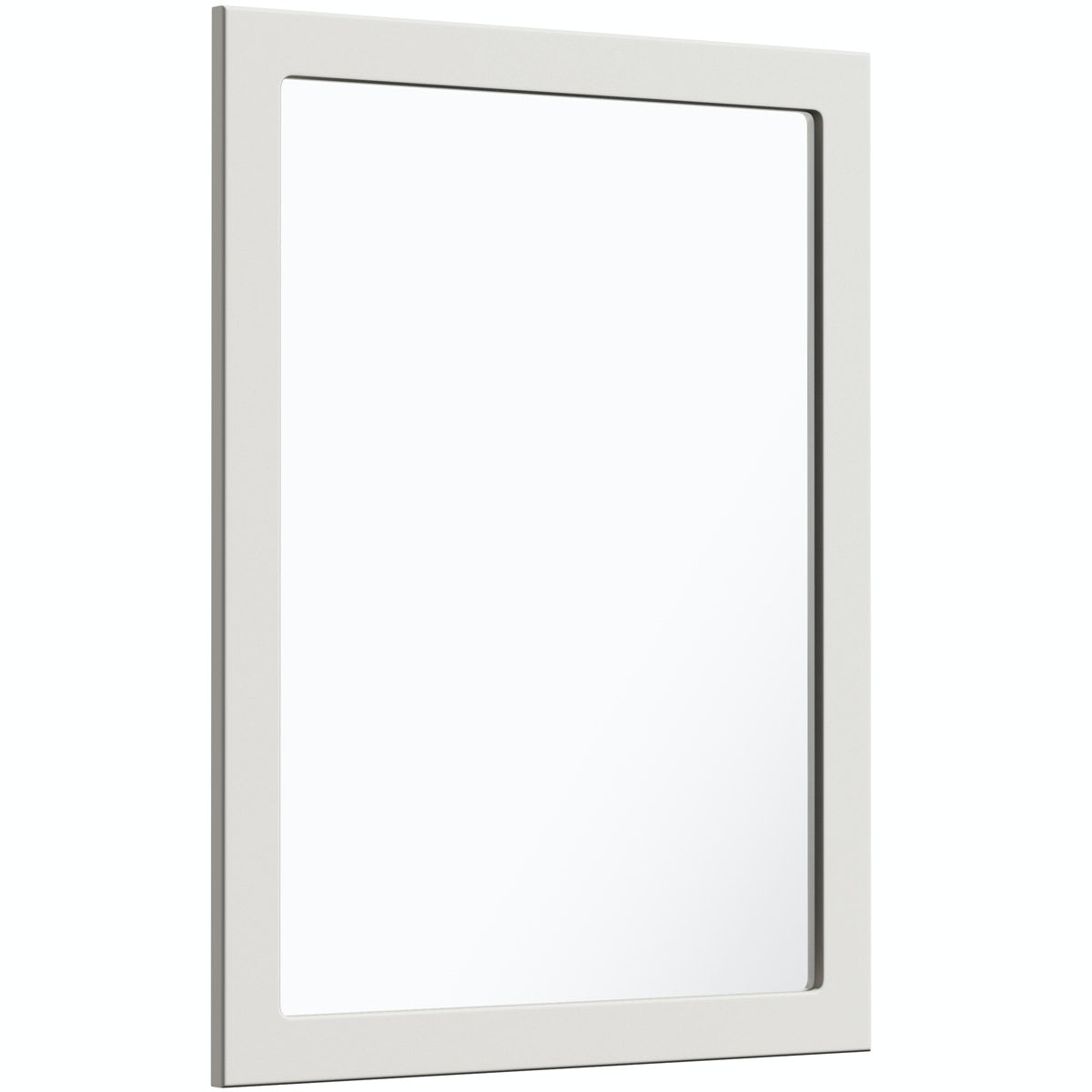 The Bath Co. Dulwich ivory mirror 600mm