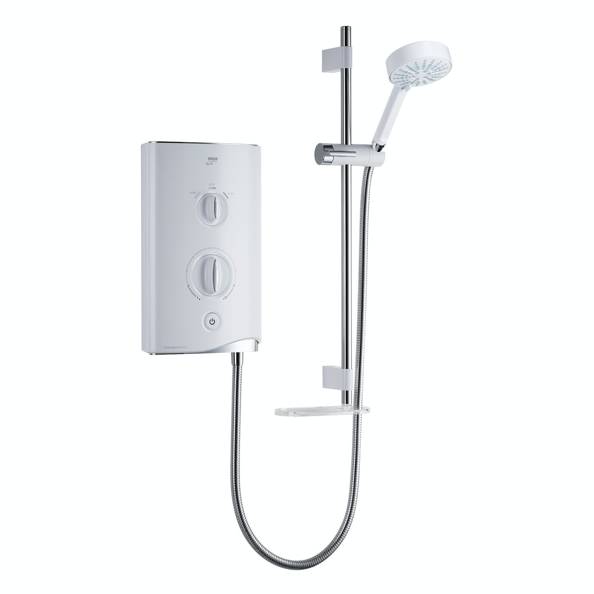 Mira Sport Thermostatic 9.8Kw electric shower