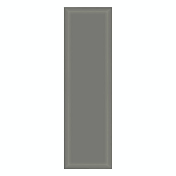 V&A Maxi Metro frieze gloss tile 148mm x 498mm