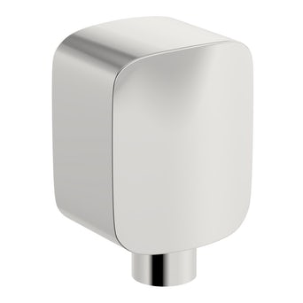 Square Brass Shower Outlet