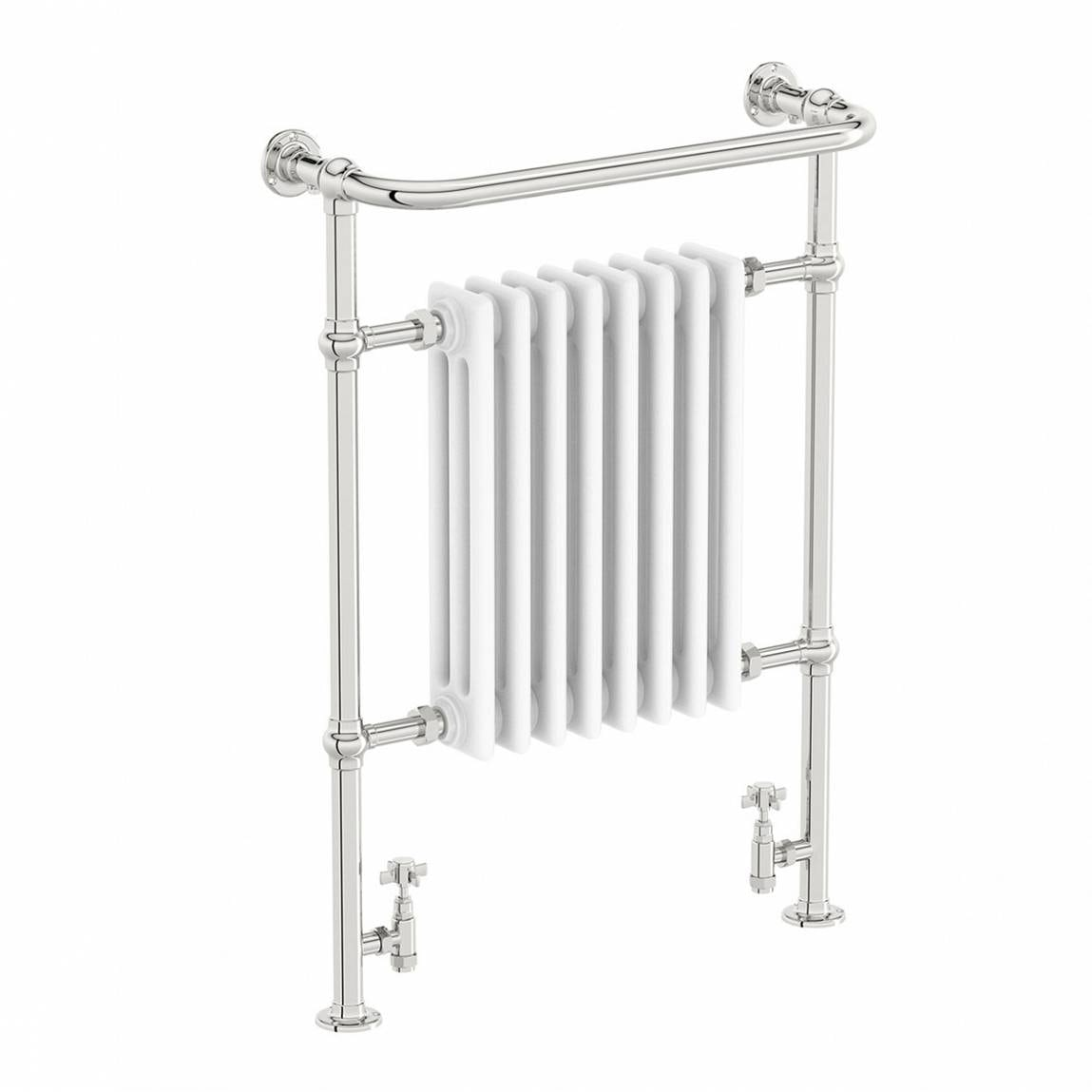 The Bath Co. Dulwich traditional radiator 952 x 659 offer pack