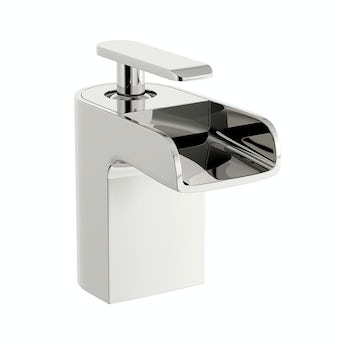 Mode Reinosa waterfall basin mixer tap offer pack