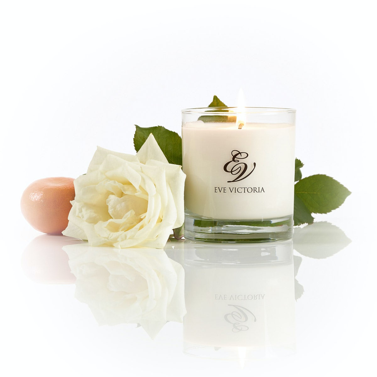 Eve Victoria Neroli, rose & sandalwood large candle 30cl
