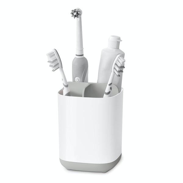 Joseph Joseph Easy store grey toothbrush holder