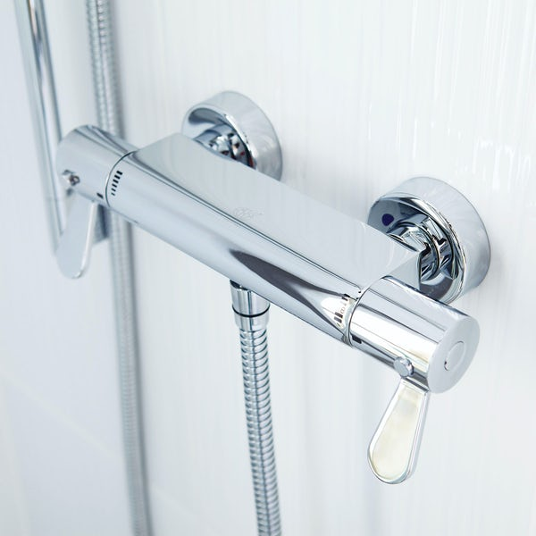 AKW Arka thermostatic mixer shower valve