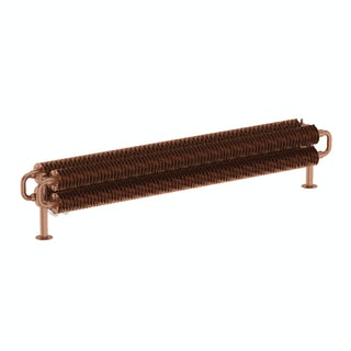 Ribbon copper horizontal radiator 190 x 1540