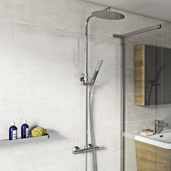 Orchard Wharfe tap set and shower system