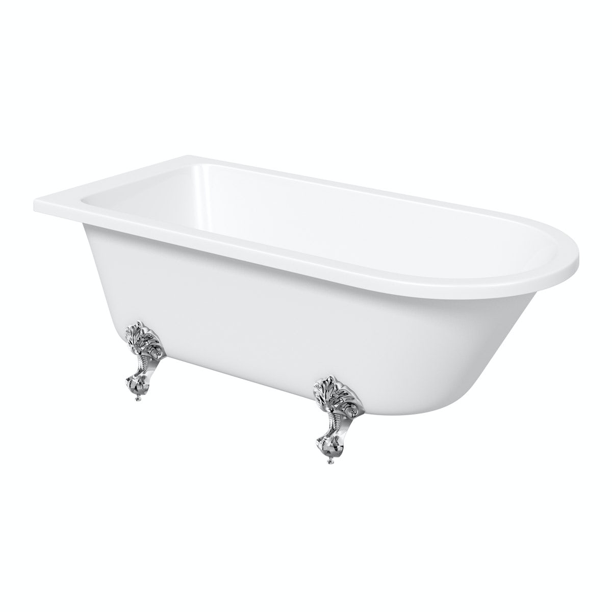 The Bath Co. Dulwich freestanding single ended bath offer pack