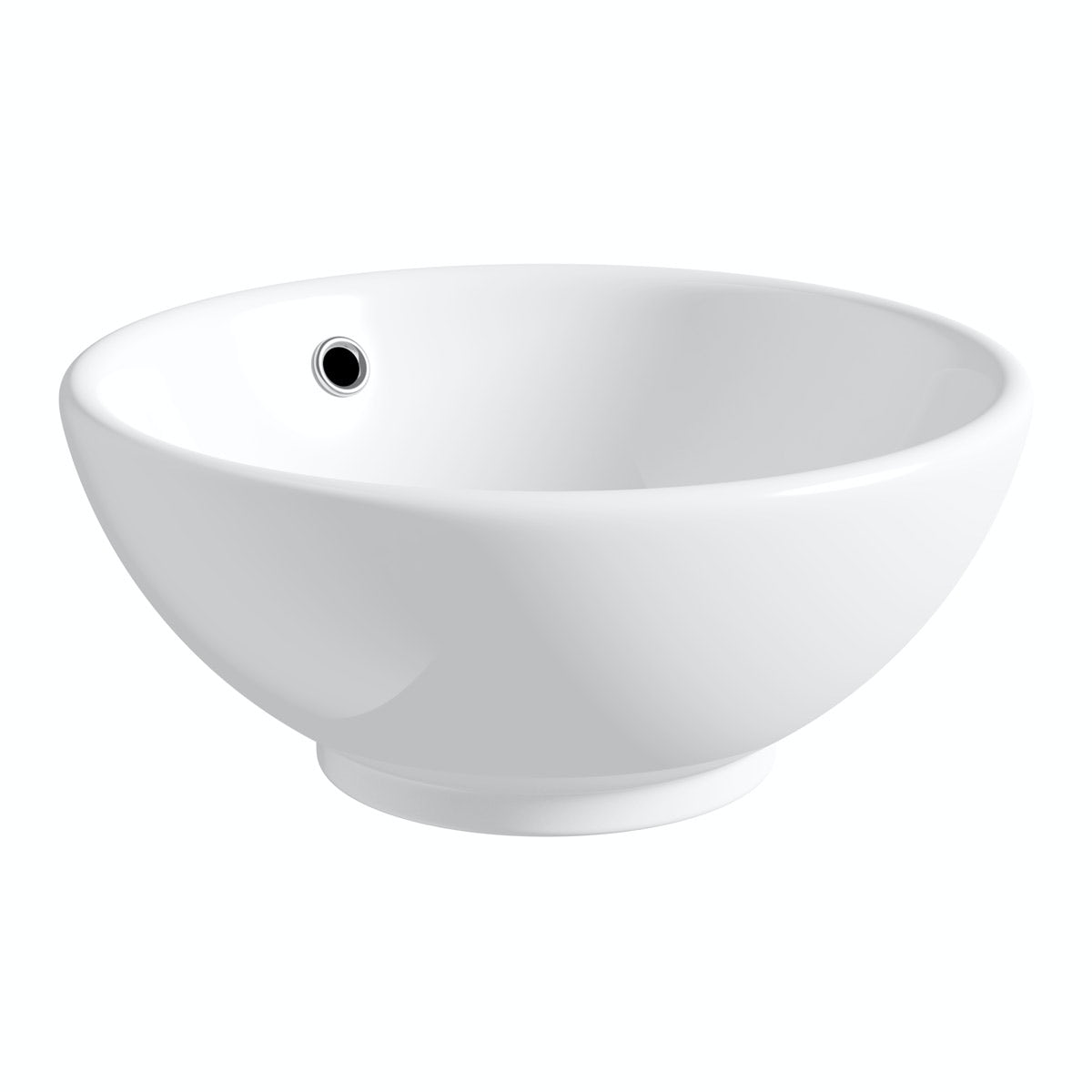 Orchard Eden countertop basin 400mm with waste