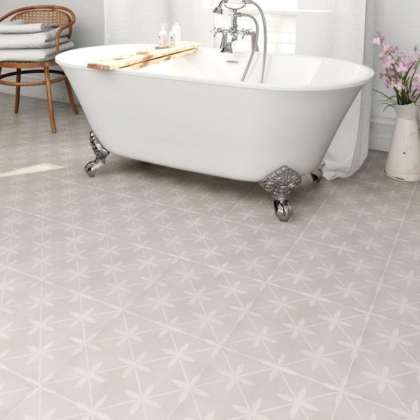 Laura Ashley Floor Tiles >> Laura Ashley Wicker Dove Grey 331x331 9