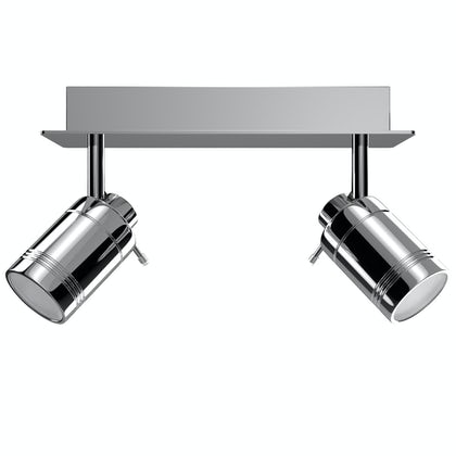 Forum Ligero 2 light bathroom ceiling light