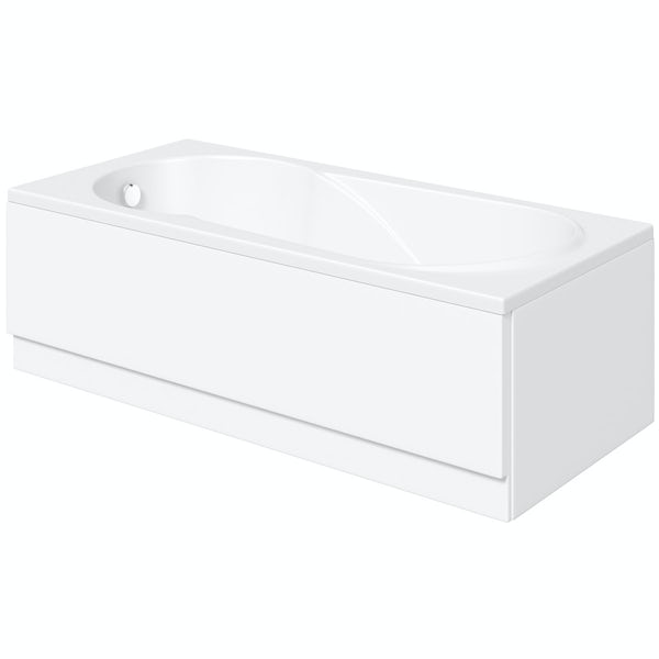 Orchard Greenwich straight bath 1700 x 800