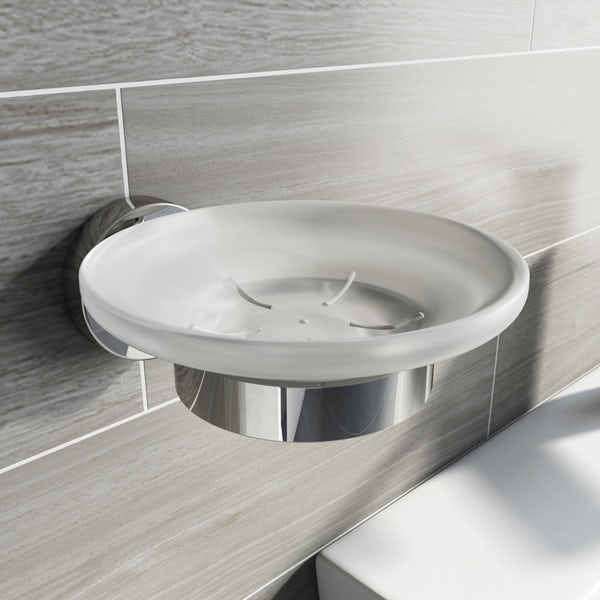 Lunar Soap Dish