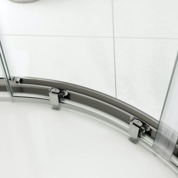 Mode Ellis premium 8mm easy clean quadrant shower enclosure