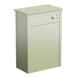 The Bath Co. Camberley sage back to wall toilet unit
