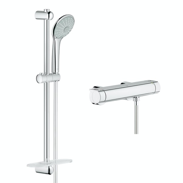 Grohe Grohtherm 2000 thermostatic shower set