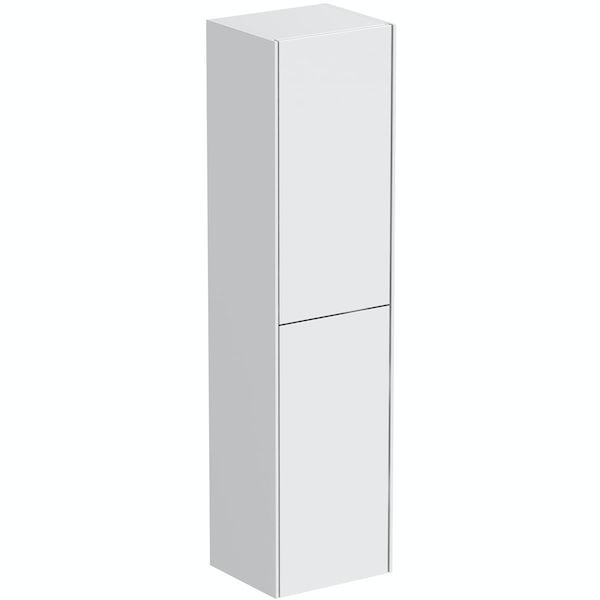 Mode Austin white wall cabinet