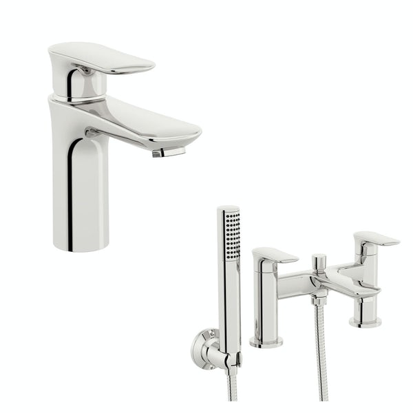 Cleanse Basin and Bath Shower Mixer Pack