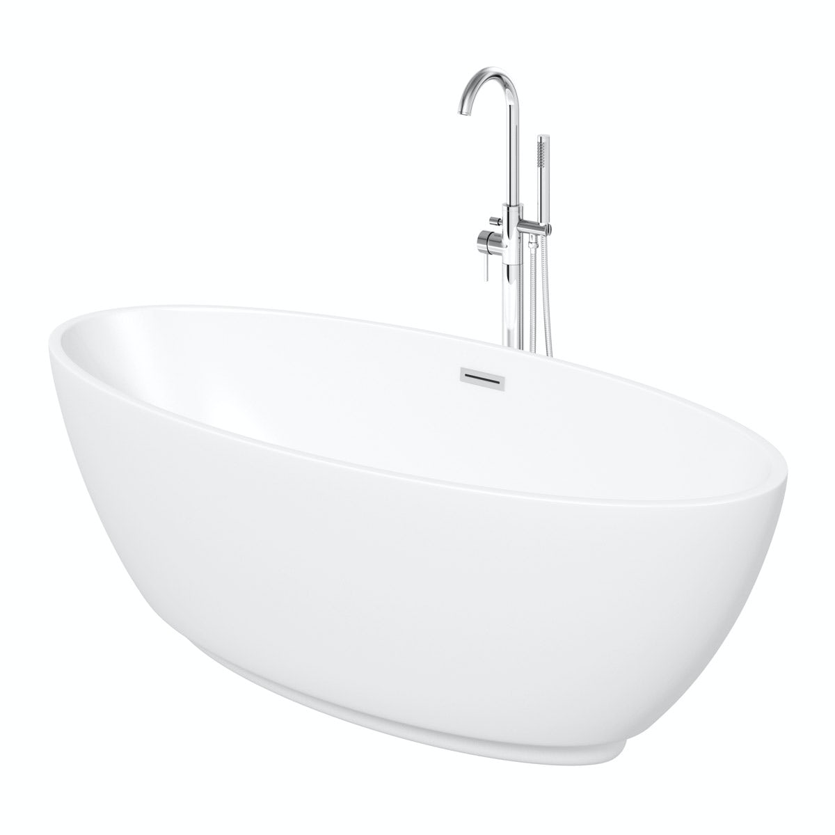 Mode Harrison freestanding bath 1790 x 810 offer pack