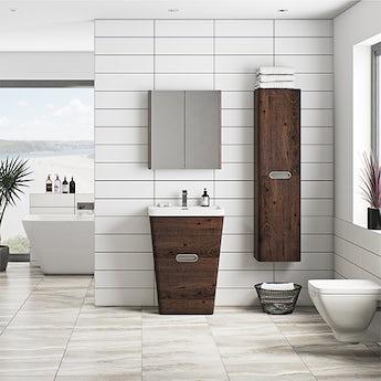 Mode Sherwood chestnut furniture suite