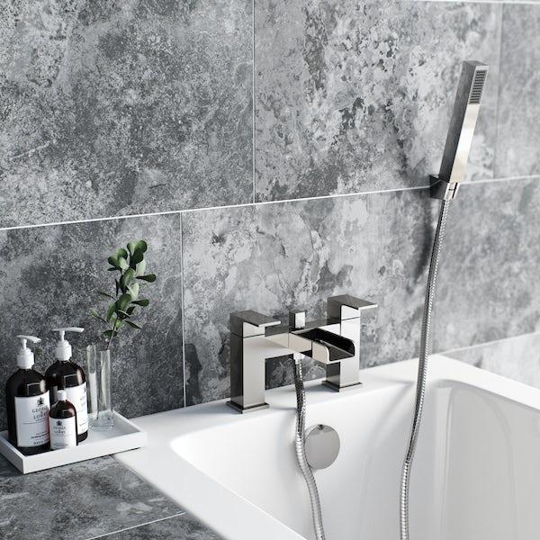 Carter Waterfall Bath Shower Mixer