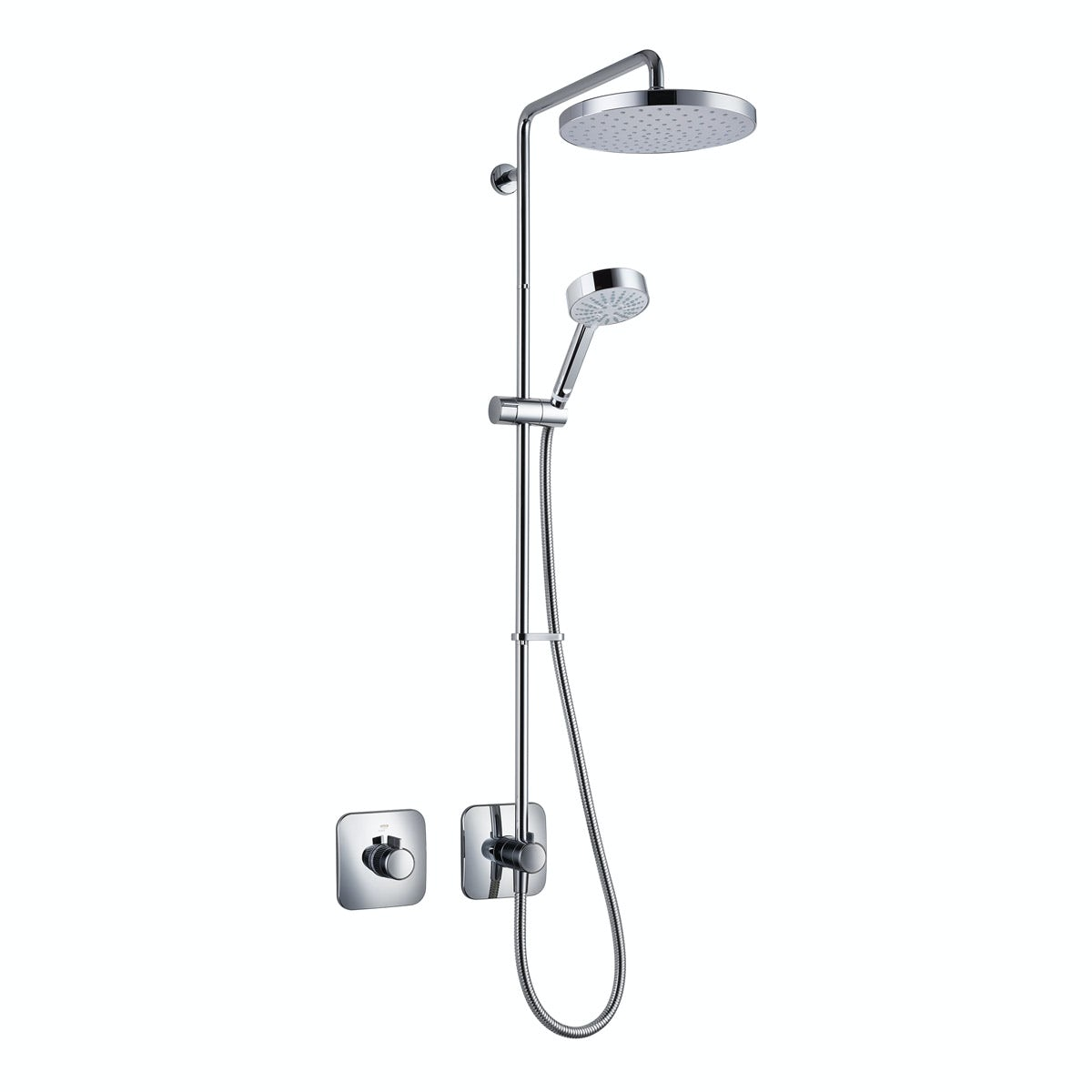 Mira Adept BRD+ thermostatic mixer shower