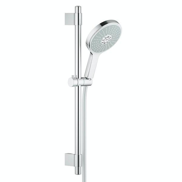 Grohe Power & Soul Cosmopolitan 160mm 4 spray shower rail