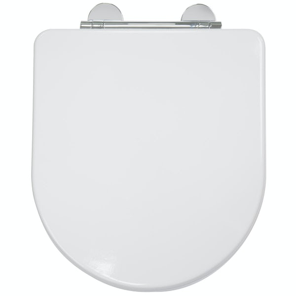 Croydex Garda flexi fix toilet seat
